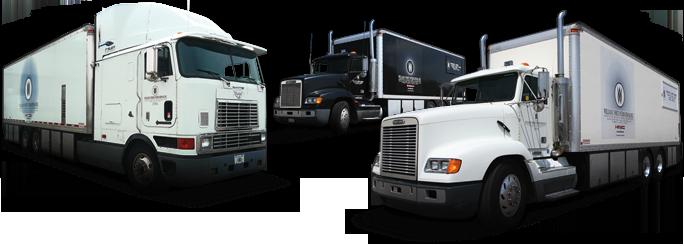 Package Trucks  William F White International Inc